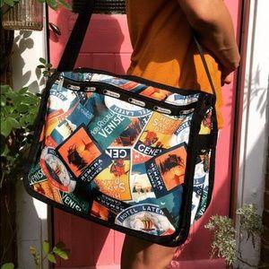 90s Vintage Lesportsac bag